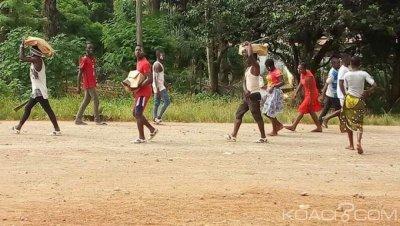 Côte d'Ivoire: «Tension à Zouan-Hounien», ce qui se serait est réellement passé
