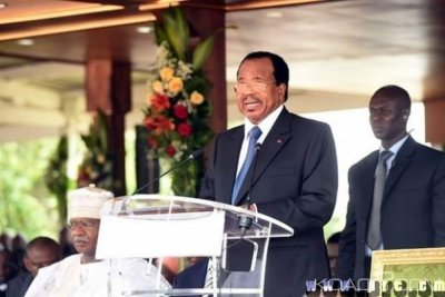 Cameroun : À travers des messages, Biya vante l'unité du pays à quelques jours de la fête nationale