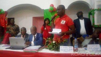 Côte d'Ivoire : Africa, Vagba suspendu pour un an et Antoine Bahi confirmé président avec pleins pouvoirs