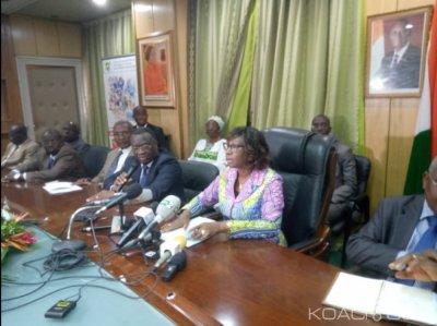 Côte d'Ivoire: Arrêt de travail des enseignants, Kandia annonce la mise en disposition à la Fonction Publique des grévistes