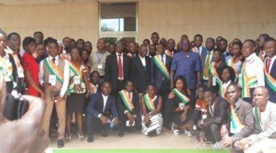 Côte d'Ivoire : Réflexion sur le rôle du Sénat avec le groupe des jeunes parlementaires