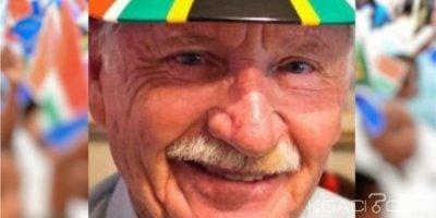 Afrique du Sud : Mort à 79 ans de Frederick Brownell, concepteur du drapeau national