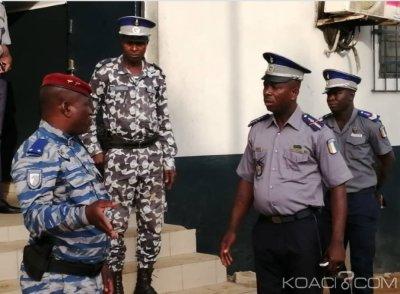 Côte d'Ivoire: Le General  Apalo sur le terrain invite ses hommes à éviter toutes formes de compromission qui n'honore pas le gendarme