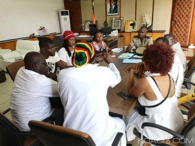 Côte d'Ivoire : Burida, manifestation des artistes, le préfet d'Abidjan appelle au calme et indique la voie à suivre