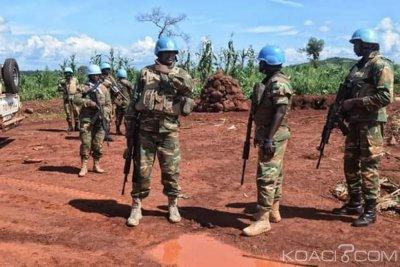 Cameroun :  Casques bleus Camerounais en RCA, Yaoundé prépare un sixième contingent