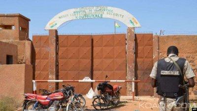 Niger:  Attaque contre la prison de Koutoukalé, un sous-officier succombe à ses blessures