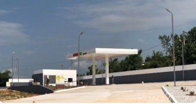 Côte d'Ivoire: Nouvelle  station d'essence à Azaguié, Koulibaly précise qu'elle n'est pas propriété de la Mairie, ni du maire