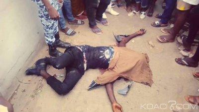 Côte d'Ivoire : 2 bandits spécialisés dans le braquage à moto, abattus à Treichville