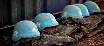 Sénégal : Un casque bleu sénégalais cité dans une affaire d'abus sexuel en Centrafrique