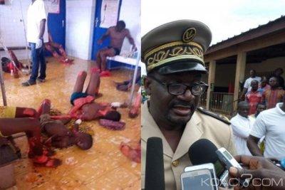 Côte d'Ivoire: Affrontements à Béoumi, premier bilan provisoire de trois morts et une quarantaine de blessés, couvre feu décrété