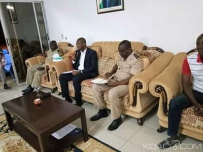 Côte d'Ivoire: Sortie de crise à Béoumi, le chef canton et les chefs de villages exigent du ministre Sidi Touré que le sang versé soit lavé