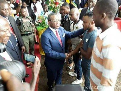 Cameroun: 55 combattants séparatistes ont déposé leurs armes à Kumba