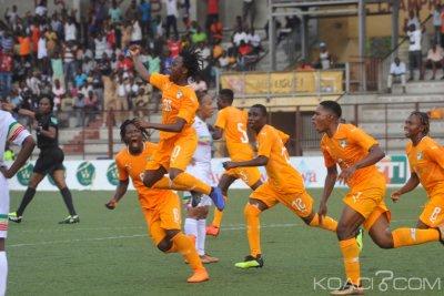 Côte d'Ivoire : Tournoi UFOA-B, les éléphantes domptent les aiglonnes du Mali (2-1) et se hissent en finale contre le Nigeria