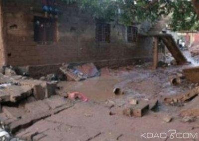Mali: Inondations à Bamako,15 morts et d'importants dégà¢ts matériels