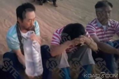Libye: Libération de quatre otages asiatiques enlevés en Juillet dans l' ouest
