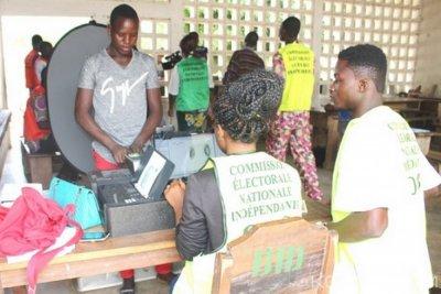 Togo : La CENI proroge la révision des listes électorales pour ce dimanche après des difficultés