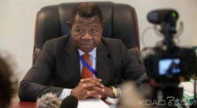 RDC: Lambert Mende brièvement arrêté pour une affaire présumée de trafic de diamant