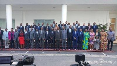 Côte d'Ivoire : Généralisation de la CMU, Gon témoin d'une signature d'accords entre les secteurs pharmaceutiques public et privé et la Nouvelle PSP Côte d'Ivoire