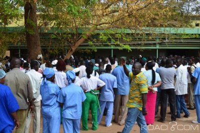 Burkina Faso: Début d'une grève générale, sans service minimum, les agents de santé  pour 96 heures