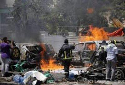 Somalie : Un kamikaze fait deux morts et 12 blessés à Mogadiscio, Al Shabab revendique