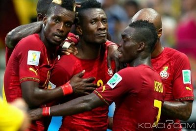 Ghana:  Black Stars, Asamoah Gyan présélectionné pour la CAN 2019