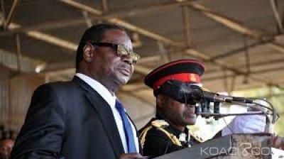Malawi:  Présidentielle, Peter Mutharika arrive en tête avec 40,49% , selon les résultats partiels