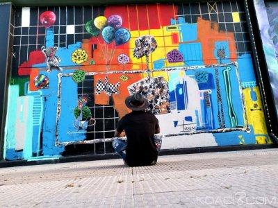 Côte d'Ivoire: Après Rabat et Paris, Mederic Turay fait à nouveau briller l'art ivoirien en Espagne