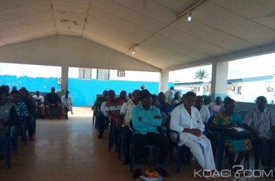 Côte d'Ivoire: Gagnoa, réunis en assemblée générale, des agents de santé déposent un préavis de grève nationale lundi prochain