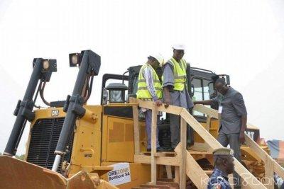 Burkina Faso : Une quinzième mine d'or en construction à Mogtédo