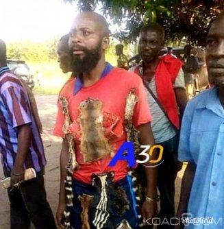 RDC:   Kasaï, reddition du chef coutumier Simon Mbawu  accusé du massacre de 17 policiers
