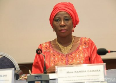 Côte d'Ivoire : Kandia Camara invitée spéciale de l'Université Harvard en qualité de «Coach-Formateur»
