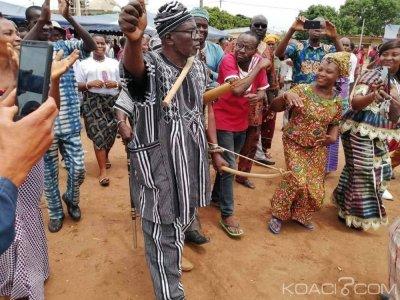 Côte d'Ivoire : Une crise signalée au sein de la chefferie lobi dans le Bounkani
