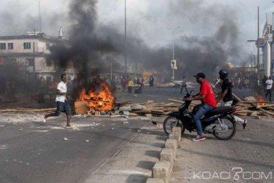 Bénin :   Violences post-électorales, 64 manifestants renvoyés en prison