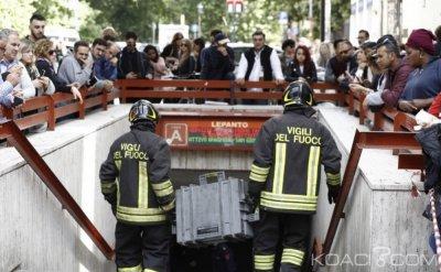 Sénégal-Italie : Une Sénégalaise meurt coincée sous les rames du métro à Rome