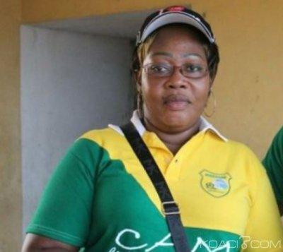 Côte d'Ivoire : FIF, la présidente du Football féminin Christine Ezoua  limogée ?