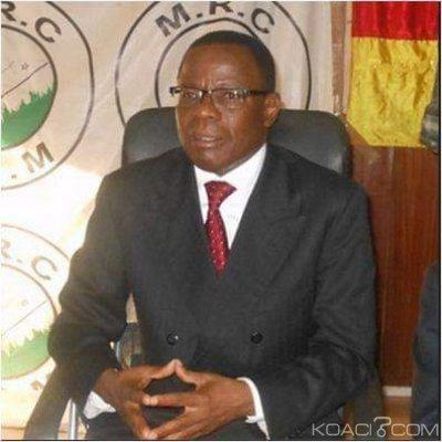 Cameroun :  Interdiction des manifestations de rue du Mrc