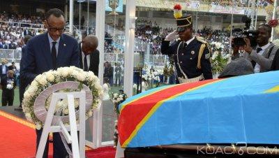 RDC:  Cérémonie d'hommage  à Etienne Tshisekedi à Kinshasa, des opposants absents