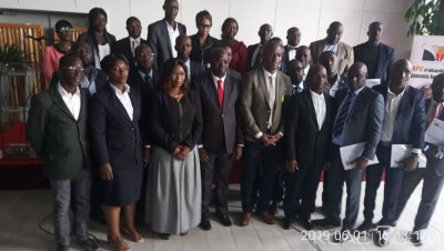Côte d'Ivoire : APC, le lancement officiel prévu le 22 juin à Korhogo, 29 commandos dont le Président s'engagent pour le combat de Ouattara et du RHDP
