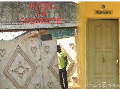Côte d'Ivoire : En pleins ébats dans un hôtel, un instituteur se fait voler sa moto et refuse de porter plainte
