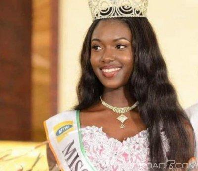 Côte d'Ivoire : Polémique sur la nationalité de la Miss 2019, Tara Gueye est ivoirienne de mère