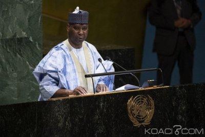 Nigeria : Muhammad-Bande élu président de l'Assemblée générale de l'ONU