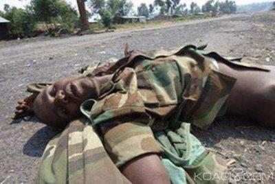 RDC:  Une douzaine de civils tués dans un nouveau massacre à Béni