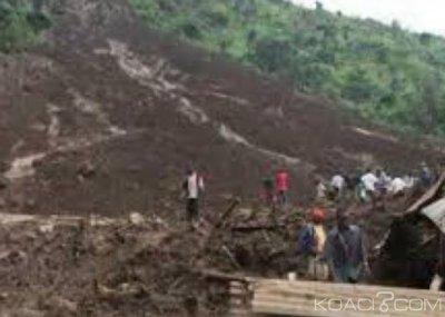 Ouganda: Des glissements de terrain font au moins 5 morts et des dizaines de disparus