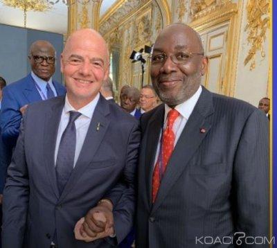 Côte d'Ivoire : La FIFA lève toutes les réserves contre la FIF et va décaisser  les fonds bloqués depuis 2016