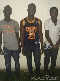 Côte d'Ivoire : A Adjamé, fin de cavale pour des redoutables voleurs de téléphones portables