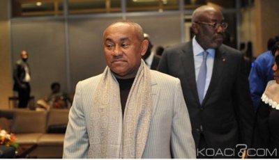 Afrique : Le président de la CAF Ahmad Ahmad interpellé ce jeudi matin à Paris