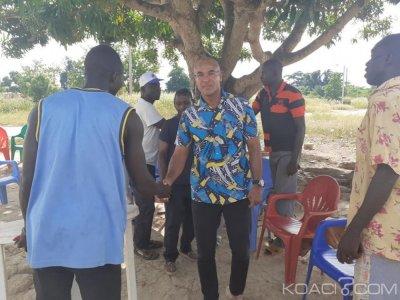 Côte d'Ivoire : Assassinat d'un chef du village à Zuenoula, le maire promet de s'investir personnellement pour la manifestation de la vérité