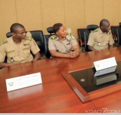 Côte d'Ivoire : Interpellation d'un franco-libanais avec  2,8 milliards de FCFA, l'argent sera reversé au Trésor, voici l'identité des agents qui ont réussi l'opération