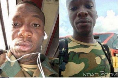 Ghana : Un présumé soldat arrêté après une fausse salutation
