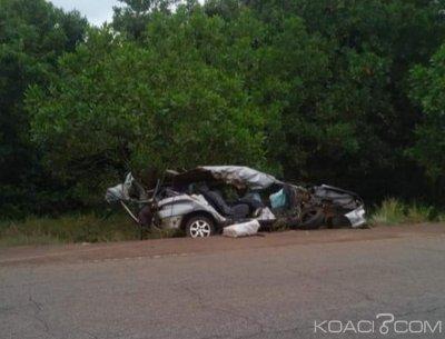 Côte d'Ivoire: Mal stationné, un camion cause la mort de 07 personnes près d'Assinie